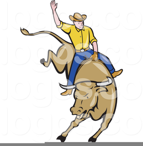 Bucking Bulls Clipart | Free Images at Clker.com - vector ...