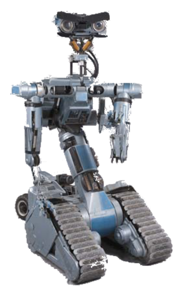 Johnny Five Short Circuit