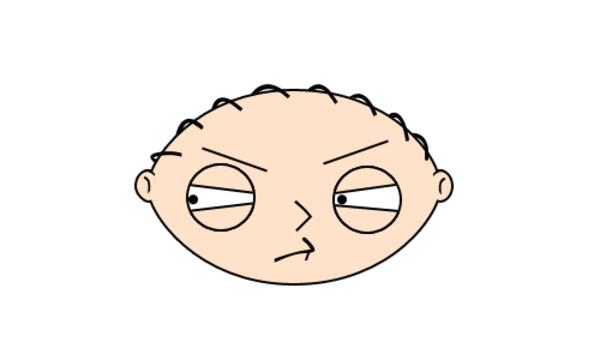 Stewie Griffin Head Tilt
