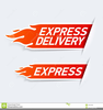 Express Delivery Icon Image