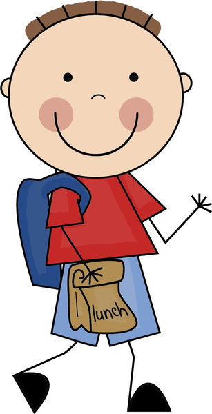 Stick Figure Student Clipart Free Images At Clker Com
