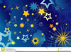 Stars In The Sky Clipart Image