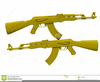 Free Rifle Clipart Image