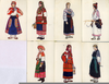 Russian Traditional Clothing Image