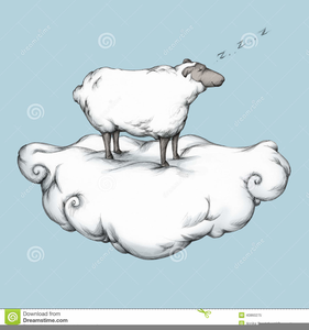 Free Clipart Sleeping In Bed Image