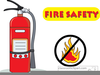 Safety At Home Clipart Image