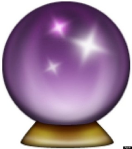 Animated Crystal Ball Clipart Image
