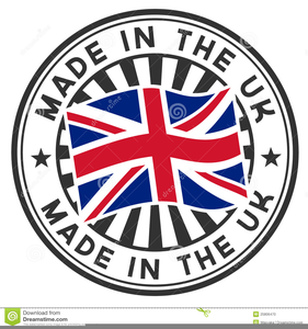 Made In Usa Flag Clipart Image