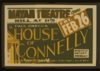 Paul Green S  House Of Connelly  [at The] Mayan Theatre Clip Art