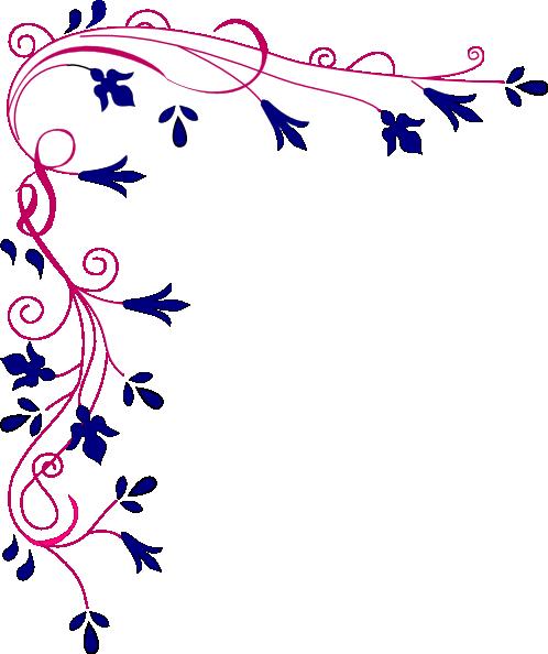Bordure Wedding Clip Art At Clker Com Vector Clip Art