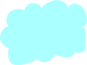 Cloud-3 Clip Art
