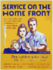 Service On The Home Front There S A Job For Every Pennsylvanian In These Civilian Defense Efforts. Clip Art