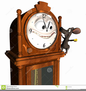 Clipart Grandfather Clock Image