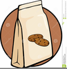 Free Clipart Chocolate Chip Cookies Image