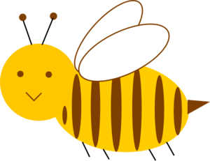 Bumble Bee Revised Clip Art