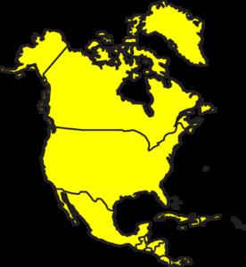 north america clip art at clker com vector clip art usa map clipart vector usa map clipart black