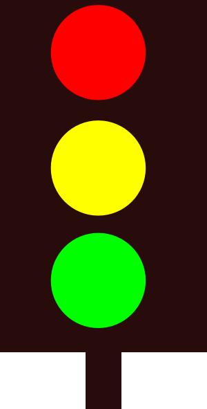 Canny image regarding traffic light printable