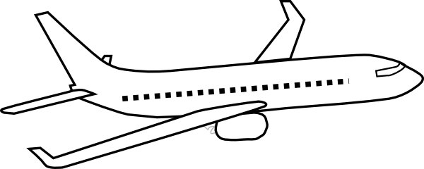 Aircraft From Khaled Clip Art At Clker Com Vector Clip