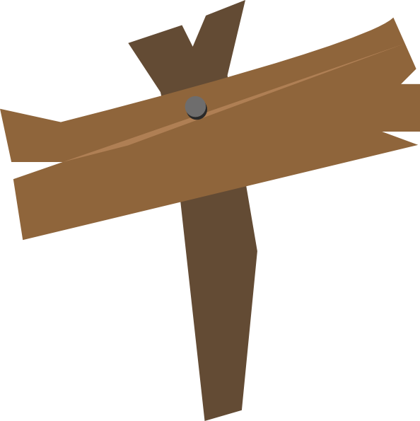 Wooden Sign Clip Art at Clker.com - vector clip art online ...