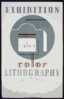 Exhibition Color Lithography By Federal Art Project Work Projects Administration Clip Art