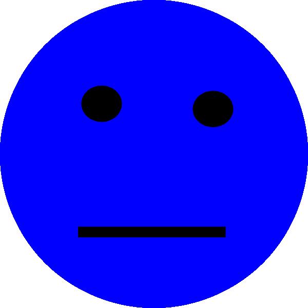 neutral face clip art at clkercom vector clip art