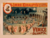 Imre Kiralfy S Superb Spectacle, Venice At Olympia Clip Art