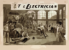 The Electrician An American Comedy Drama : Chas. E. Blaney S Greatest Success. Clip Art