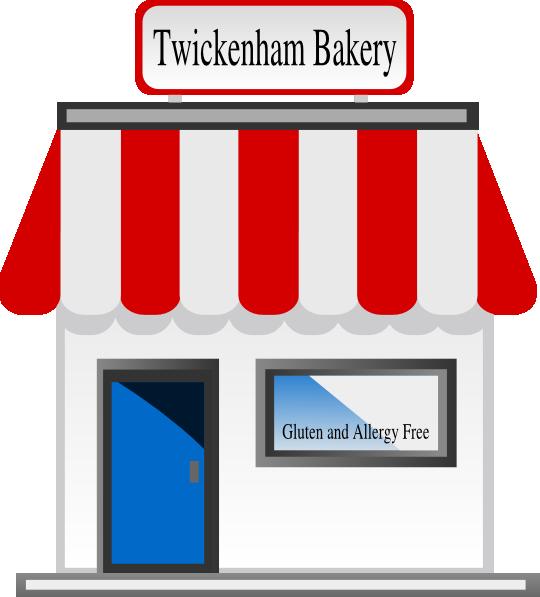 Cake Shop Twickenham