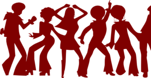 Dancing People By Md Clip Art