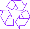 Recycling Icon Clip Art