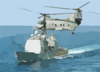 Replenishment At Sea Clip Art