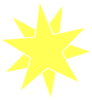 Star Potentials Clip Art
