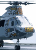 Ch-46 Sea Knight From Helicopter Composite Squadron 11 (hc-11). Clip Art