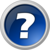 Question Button 2 Clip Art