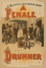 Blaney S Latest Musical Comedy, A Female Drummer Clip Art