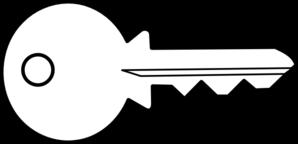Key Clip Art At Clker Com Vector Clip Art Online