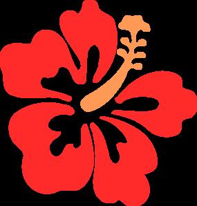 hibiscus clip art at clker com vector clip art online royalty rh clker com hibiscus clip art free hibiscus clipart png