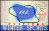 Winter Sports Festival, Jr. Chamber Of Commerce, Recreation Department, Sponsors Clip Art