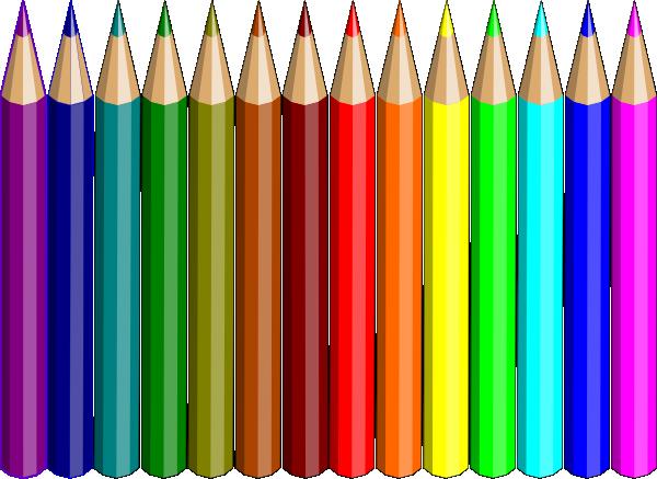 14 colored pencils clip art at clker com vector clip art pencil clipart write pencil clipart free