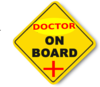 Doctor On Board Pass Clip Art