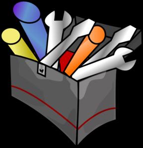 tool box clip art at clker com vector clip art online royalty rh clker com toy box clipart tool box clips