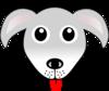 koala face clip art at vector clip art online royalty free public domain. Black Bedroom Furniture Sets. Home Design Ideas