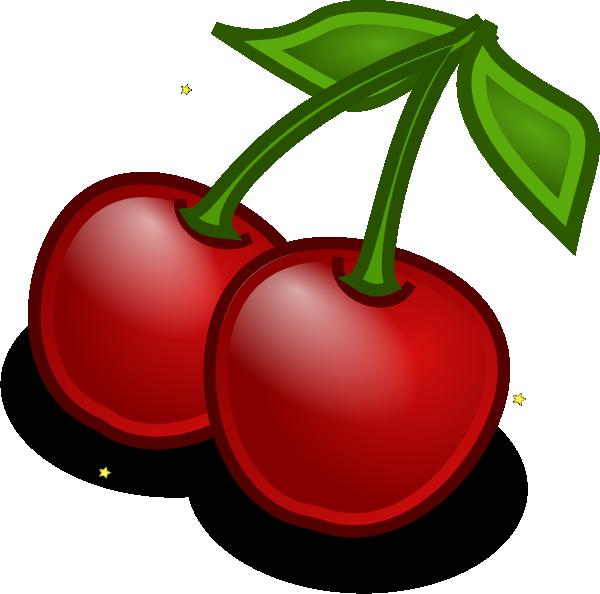 Pris Cherries Clip Art At Clker Com Vector Clip Art