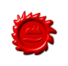 Red Wax Seal Clip Art