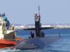 Uss Bremerton (ssn 698) Departs Its Homeport Of San Diego For A Western Pacific Deployment Clip Art