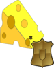 Protect Cheese Clip Art
