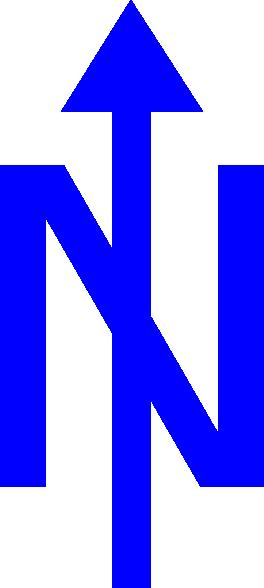 North Arrow Orienteering Clip Art at Clker.com - vector ...