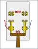 Power Switch Clip Art