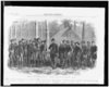 Army Of The Potomac--general Hancock And Staff  / Photographed By Brady. Clip Art