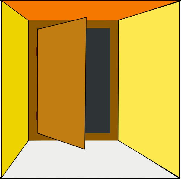 Door Exit Clip Art at Clker com vector clip art online